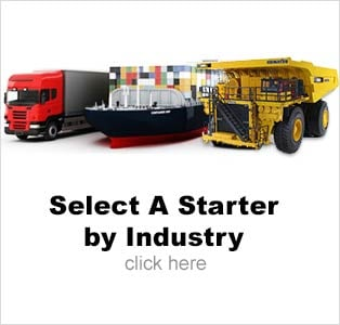 Select Air Starter Based On Your Industry