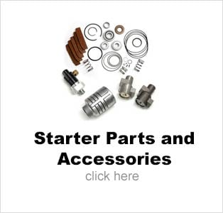 Genuine OEM Ingersoll Rand Air Starter Parts and Tune-Up Kits